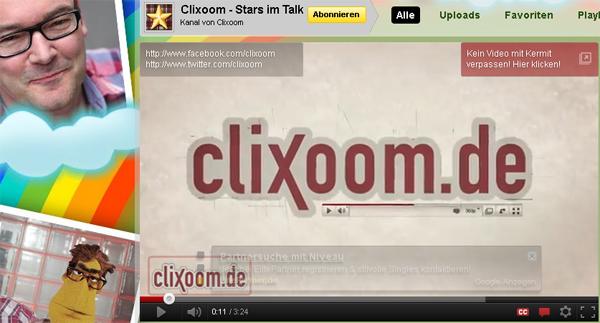 Interview Auf Youtubekanal Clixoom Bruno Kramm